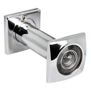 Глазок дверной VIEWER3 DVQ 50х90/16 CP хром